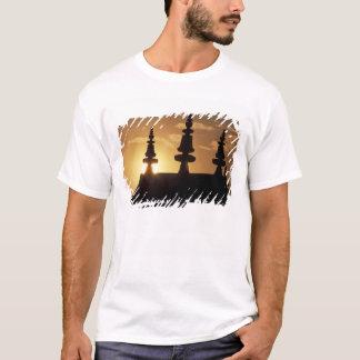 Asia, Nepal, Kathmandu. Bouddhanath Stupa. T-Shirt