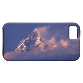 Asia, Nepal. Machhapuchhare iPhone 5 Covers