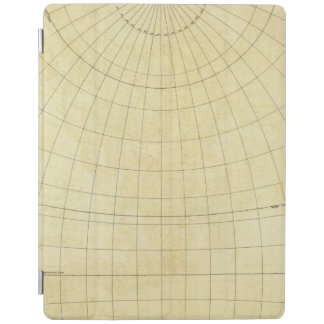 Asia Outline iPad Cover