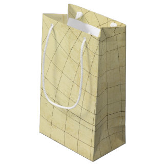 Asia Outline Small Gift Bag