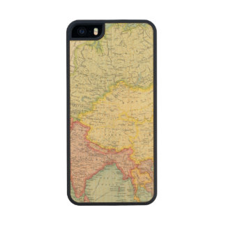 Asia political atlas map iPhone 6 plus case