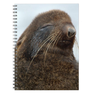 Asia, Russia, Russian Far East, Kamchatkan Spiral Notebook