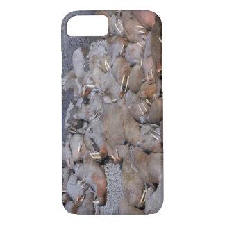 Asia, Russia, Siberian Arctic, Bering Sea, iPhone 8/7 Case