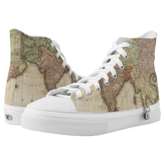 Asia, S sheets High Tops