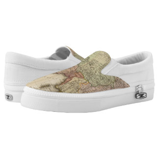Asia, S sheets Printed Shoes