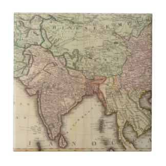 Asia, S sheets Tile