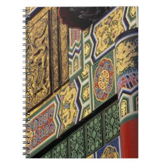 Asia, Taiwan, Taipei. The Grand Hotel, main Notebook