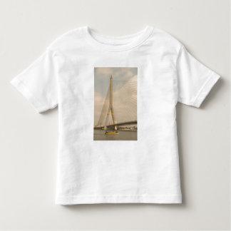 Asia, Thailand, Bangkok, bridge over Chao Toddler T-Shirt