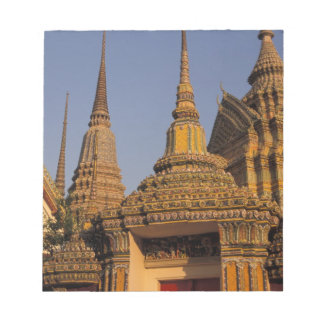 Asia, Thailand, Bangkok, Wat Po, city's oldest Notepad