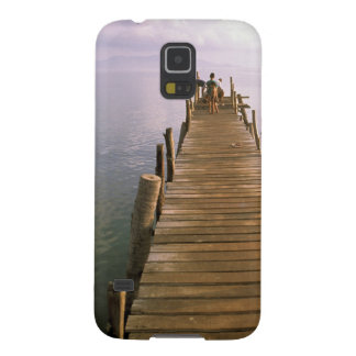 Asia, Thailand, Ko Samui Island. Dock. Cases For Galaxy S5