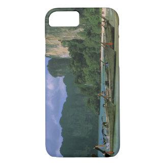 Asia, Thailand, Krabi. West Railay Beach, iPhone 8/7 Case