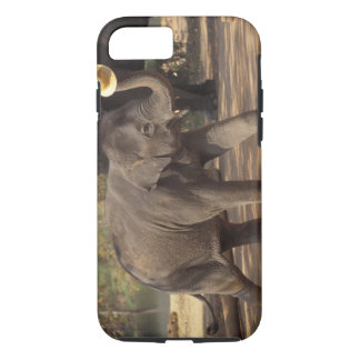 Asia, Thailand, Lampang Bowing with hat - Thai iPhone 8/7 Case
