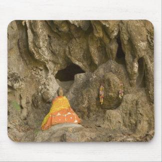 Asia, Thailand, Mae Hong Son, Buddha Images Mouse Mat