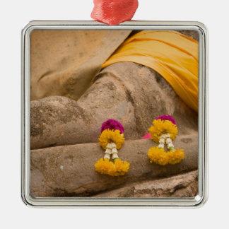 Asia, Thailand, Siam, Buddha at Ayutthaya 2 Christmas Ornament