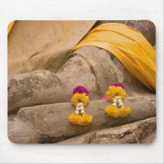Asia, Thailand, Siam, Buddha at Ayutthaya 2 Mouse Mat