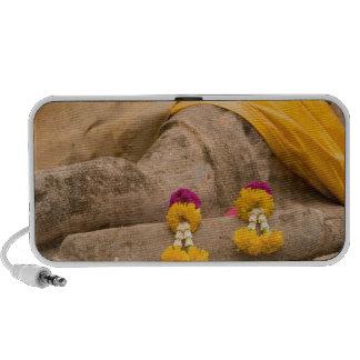 Asia Thailand Siam Buddha at Ayutthaya 2 Laptop Speakers