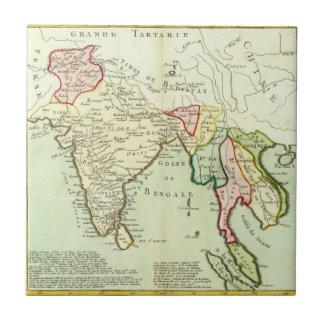 Asia, Thailand Tile