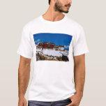 Asia, Tibet, Lhasa, Potala Palace aka Red 2 T-Shirt