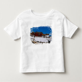 Asia, Tibet, Lhasa, Potala Palace aka Red 2 Toddler T-Shirt