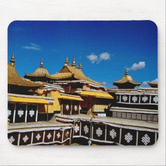 Asia, Tibet, Lhasa, Potala Palace aka Red Mouse Pads