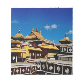 Asia, Tibet, Lhasa, Potala Palace aka Red Notepad
