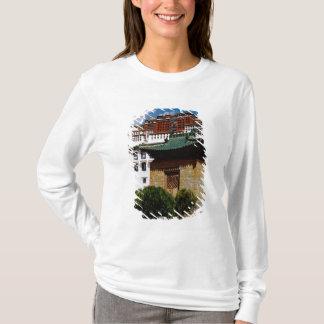 Asia, Tibet, Lhasa, Potala Palace aka Red T-Shirt