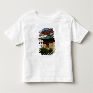 Asia, Tibet, Lhasa, Potala Palace aka Red Toddler T-Shirt