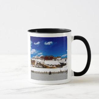 Asia, Tibet, Lhasa, Potala Palace. UNECSO Mug