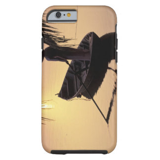 Asia, Vietnam, Mekong Delta, Can Tho. Evening Tough iPhone 6 Case