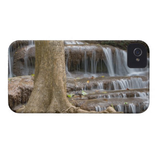 Asia Waterfall on the border between Thailand Blackberry Bold Case