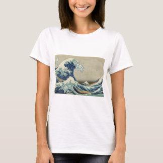 Asian Art - The Great Wave off Kanagawa T-Shirt