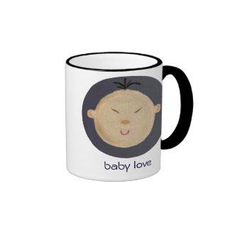 Asian Baby Ringer Coffee Mug