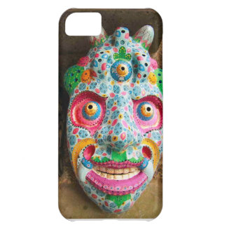 Asian ceramics, Chinese ghost mask iPhone 5C Case
