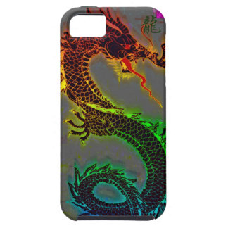 Asian, Chinese,Mythical Dragon, Year of the Dragon iPhone 5 Case