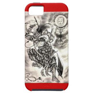 Asian Demon Warrior Iphone 5 Case