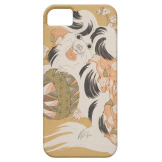 Asian Dog iPhone Case