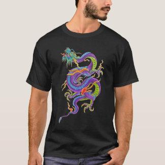 Asian Dragon Tattoo Shirt