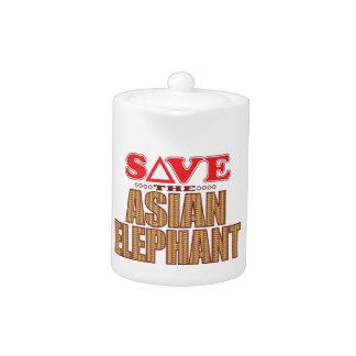 Asian Elephant Save