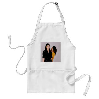 Asian Girl Movie Style Aprons