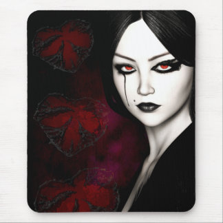 Asian gothic mouse mat