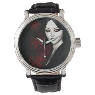 Asian gothic watch
