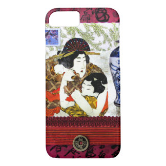asian lovers iPhone 7 case