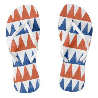 Asian Motif FlipFlops - Yuuna Matsushita Flip Flops