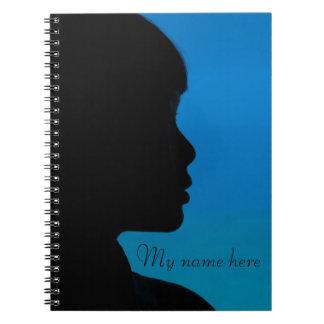 Asian Mystery Notebook