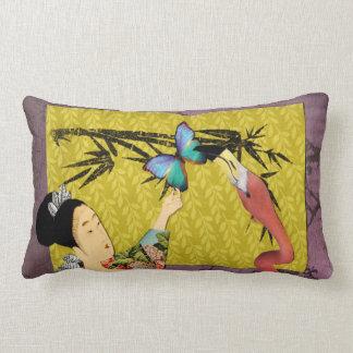 asian natural care lumbar cushion