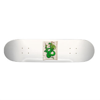 Asian Parchment dragon Skateboards