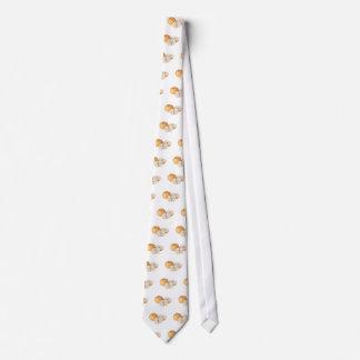 Asian pear tie