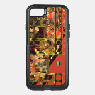 Asian Red  Otter Box Case