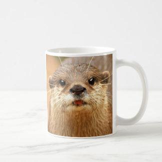 Asian Small Clawed Otter Mugs