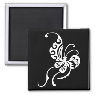 Asian Style Butterfly Design Fridge Magnets